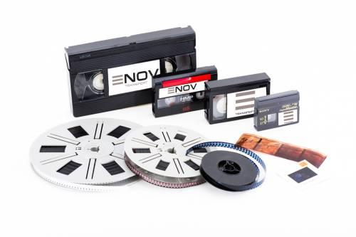 Numérisation de film en super 8